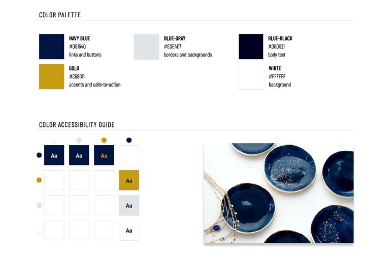 KLS design style guide